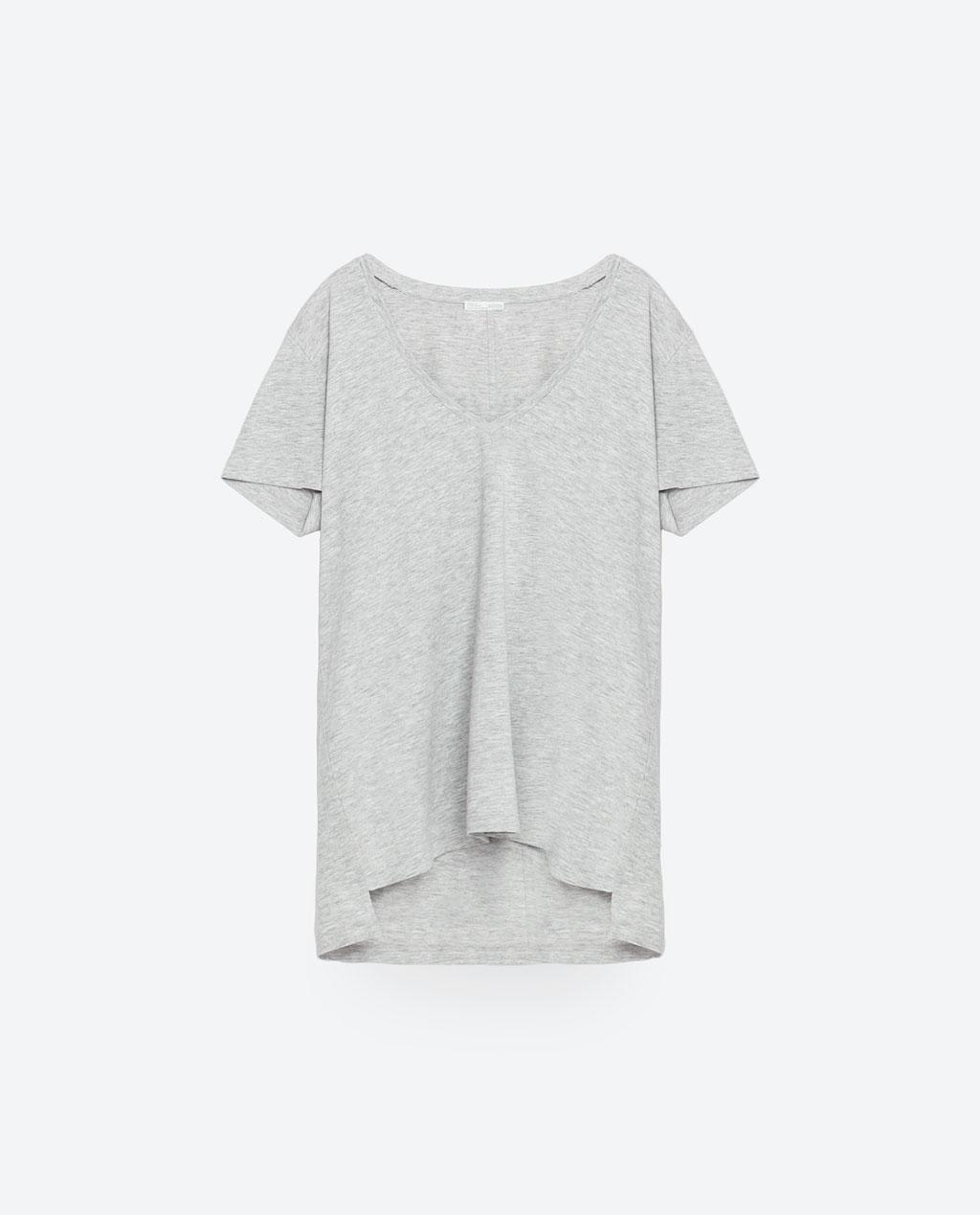 grey T
