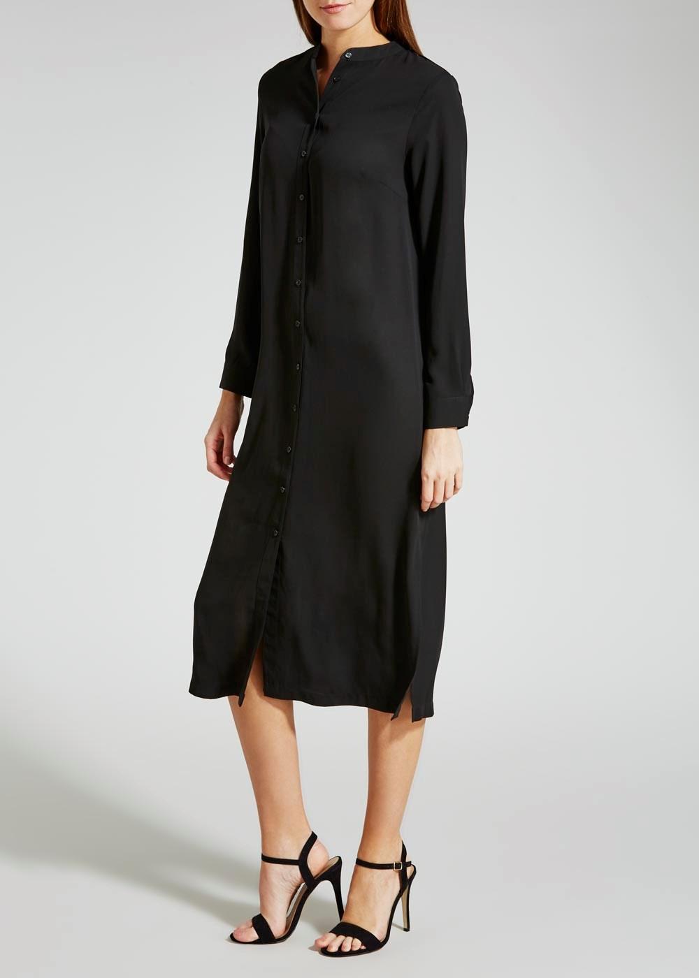 maxi-shirt-dress